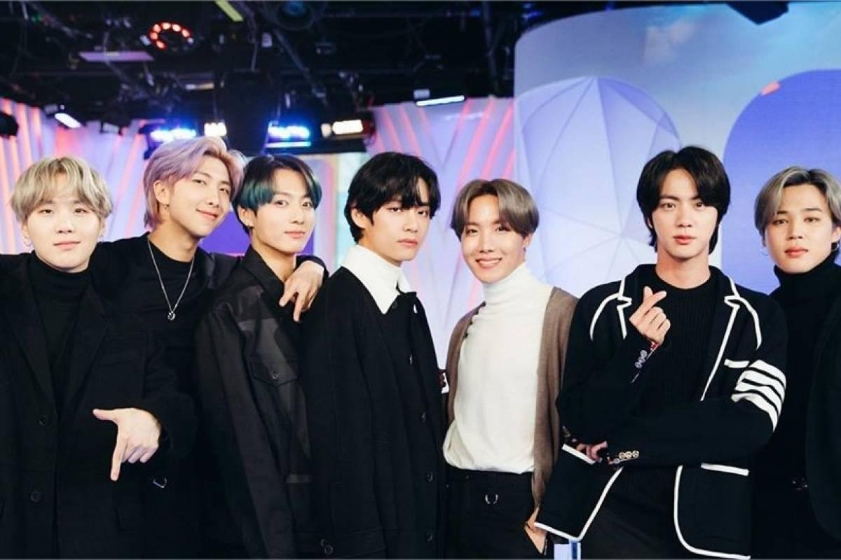 BTS McDonald's Corea del Sur