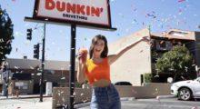 Charli DAmelio-Dunkin