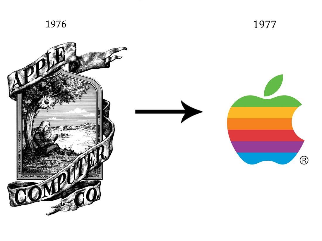 ¿Por qué el símbolo de Apple es una manzana?  Te contamos la historia