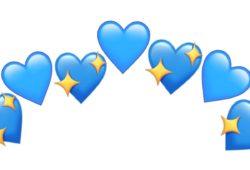 Qué significa el corazón azul
