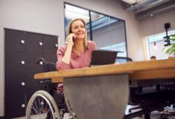 población con alguna discapacidad