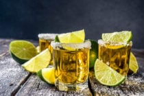 Botellas de Tequila