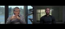 entrevista de trabajo a Bill Gates