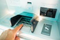 Cómo evitar errores al usar cajero automático