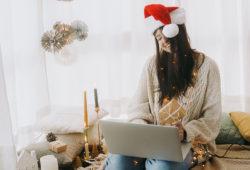 Prepara una campaña navideña de marketing digital