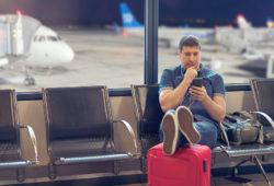 Esto debes hacer si retrasa o cancela tu vuelo una aerolínea