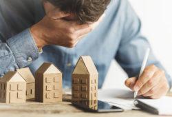 Falta de pago de la hipoteca