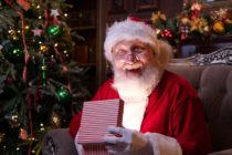 Santa Claus es inmune al Covid 19