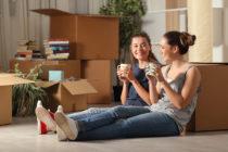 Cómo vivir con roomates