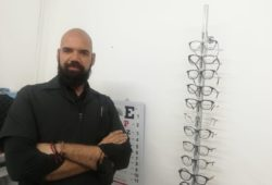 Javier Robles, emprendedor de Optical Home