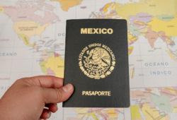 Precios vigentes pasaporte México 2021