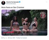 La imagen de apertura del video ocasionó problemas a Fox