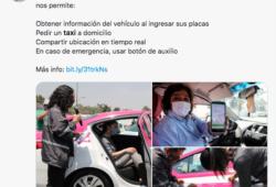 Mi Taxi, podría ser usada por 2 millones de personas