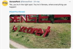 Grupo Xcaret estaría en problemas por su parque Xenses