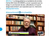 Sergio Sarmiento ha sido criticado en redes