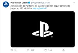 Sony lo hizo oficial.