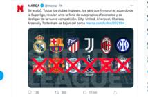 La Superliga parece haber llegado a su fin.