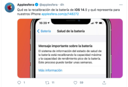 Apple y su iOS 14.5