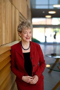 Princeton Professor Susan T. Fiske