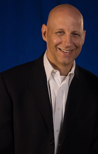Marketing Consultant Chris Malone