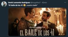 El baile de los 41 lgbt