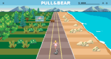 Pull&Bear-Inditex-Videojuegos