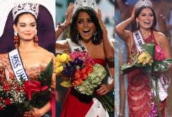 Rojo - Miss Universo