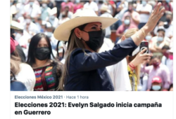 Evelyn Salgado