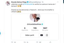 Ricardo Salinas Pliego en TikTok