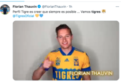 Tigres estrena fichaje internacional