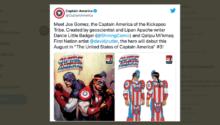 Un nuevo Capitán América