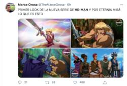 Friends o He-Man