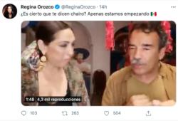 Marketing de influencer al estilo Damián Alcázar y Regina Orozco