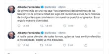 presidente argentino
