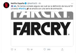 Netflix confirmó Far Cry