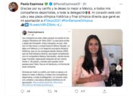Paola Espinosa vs la Conade