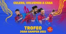 Barcelona Pique Joan Gamper