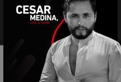 César Medina CMO HEMA