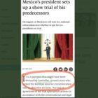 The Economist AMLO