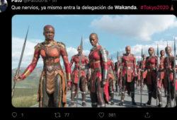 Wakanda-Juegos-Olímpicos-Tokio