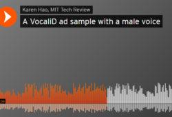 voces sinteticas en publicidad
