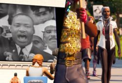 Martin Luther KingFortnite