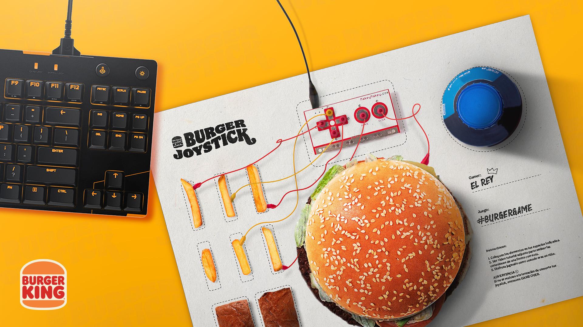 Burger king gamers