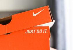 Nike fake news covid