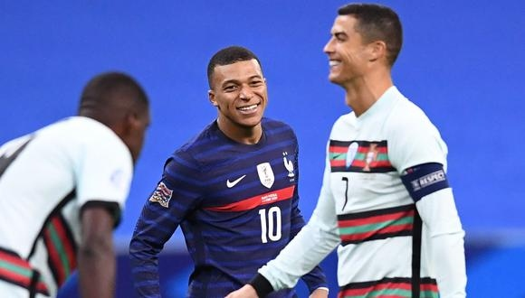 cristiano a manchester y Mbappe a madrid (1)