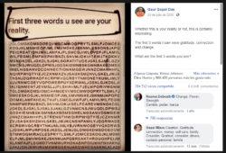 facebook informe de contenido con mas views
