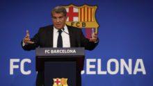 Joan-Laporta-Barcelona-Messi se va de Barcelona