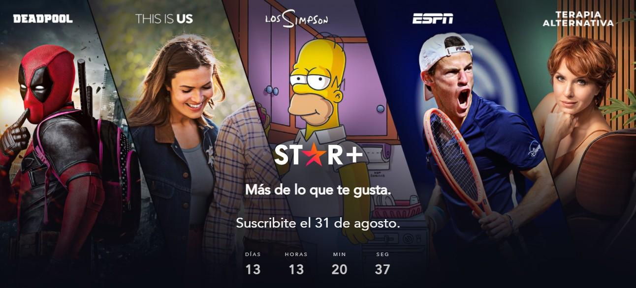 Star+ Star Plus