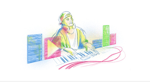 Avicii-Google-Doodle