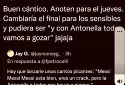 Twitter-Messi